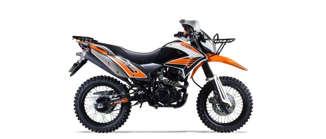 SSENDA Monster 200R